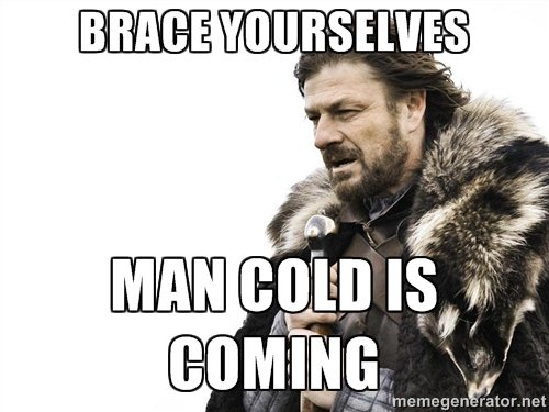 GOT Man Cold