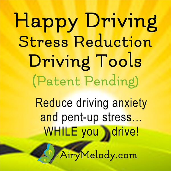 reduce anxiety about driving