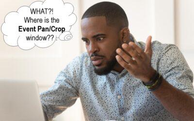 HELP! Can't find Event/Pan Crop in Vegas Movie Studio