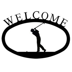 Welcome Golfer