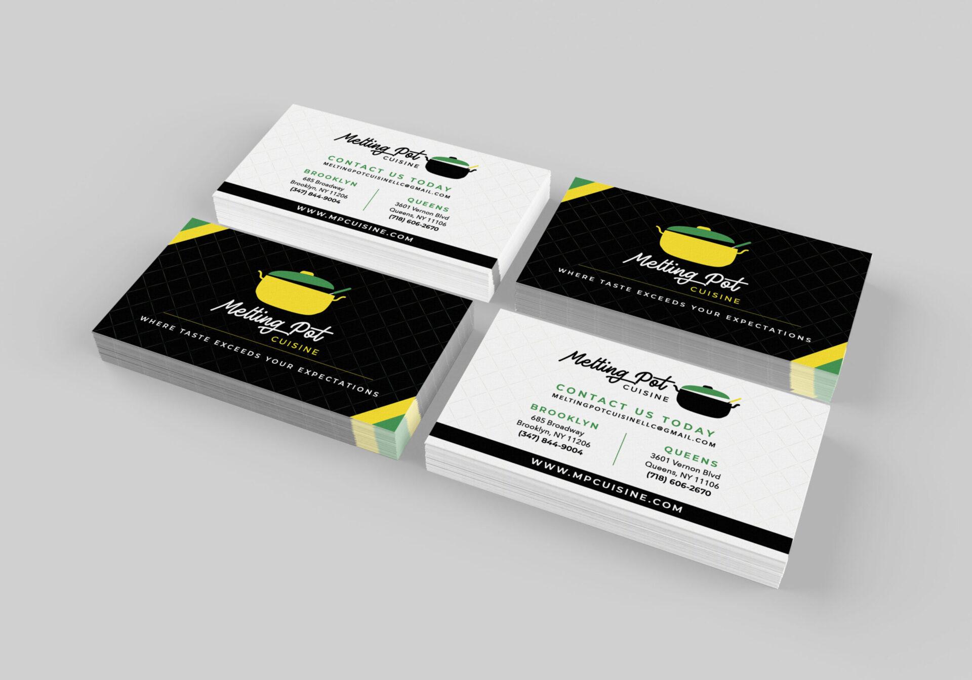 business cards mockups copy