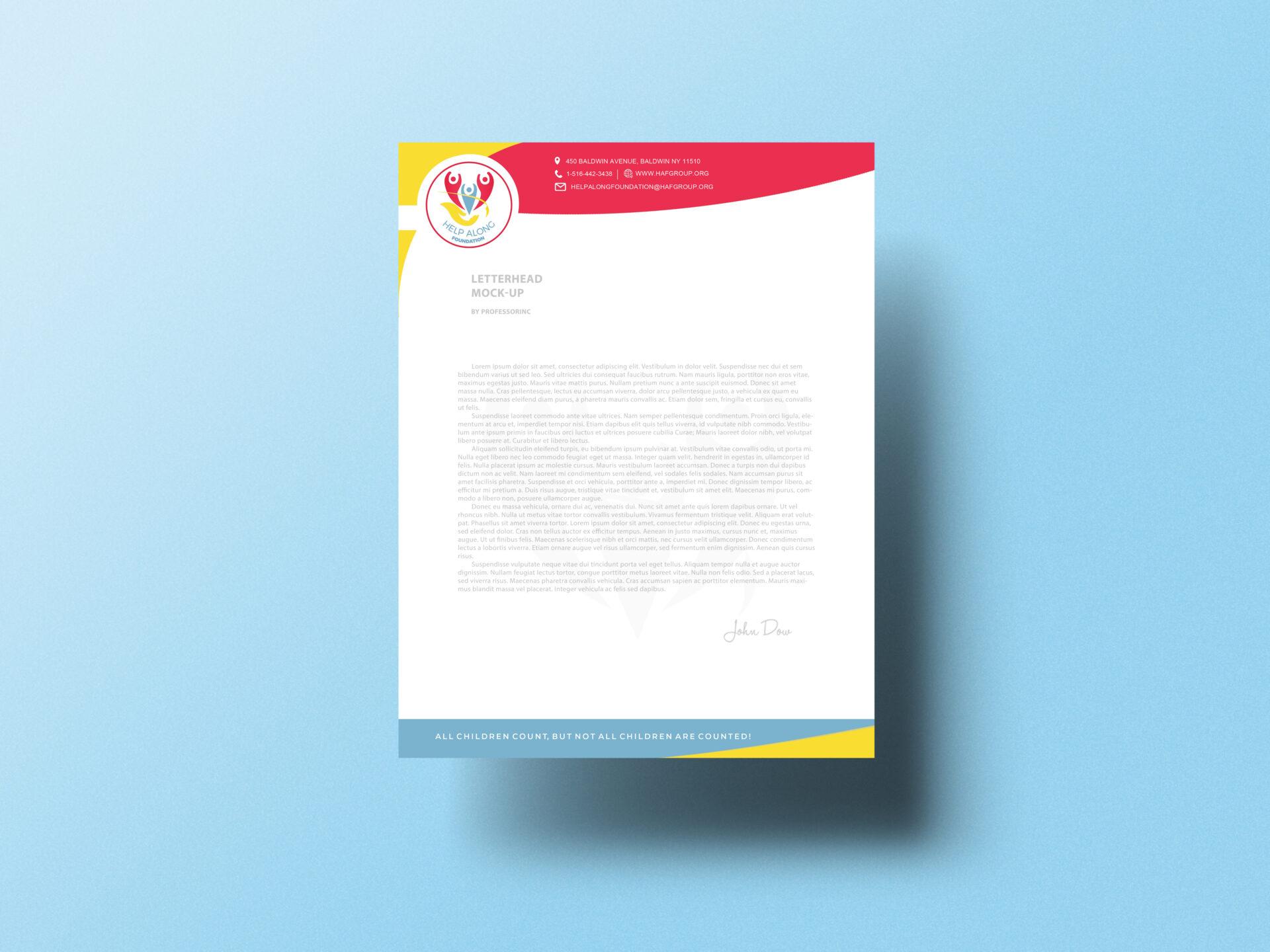 letterheadmockup
