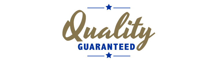 Quality Guaranteed