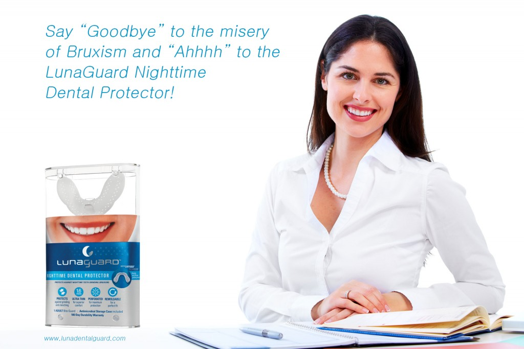 Luna Dental Guard Say GoodbyeTo Bruxism