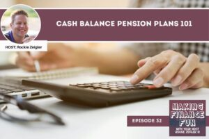 Cash Balance Pension Plan