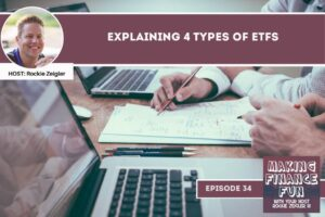 4 types of ETFs