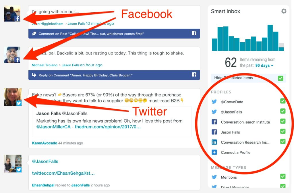 Manage Social Media with Sprout Smart Inbox