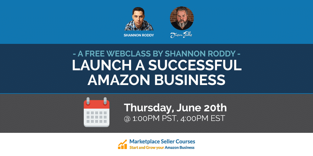 Launch your Business on Amazon Class