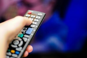 A remote control for on-demand viewing