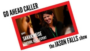 Sarah Weise on Go Ahead Caller