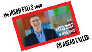 Kevin Hunt talks corporate content strategy on Go Ahead Caller