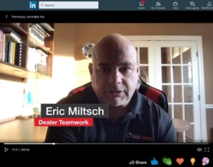 Eric Miltsch on the Jason Falls Show