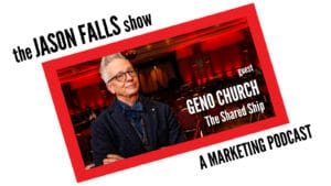 Geno Church - Word of Mouth Marketing Hall of Famer