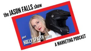 Holly Spaeth on the Jason Falls Show