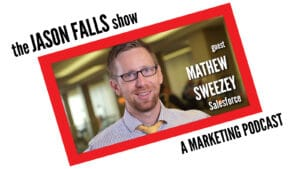 Context Marketing Revolution author Mathew Sweezey