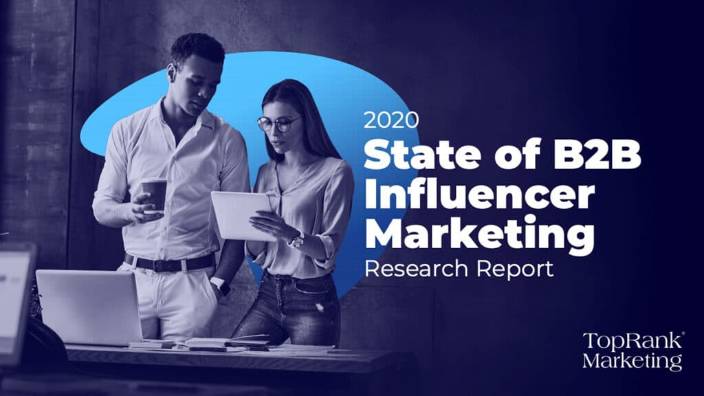 2020 State of Influencer Marketing Report Cover