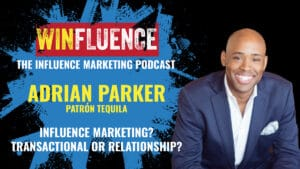 Adrian Parker on Winfluence