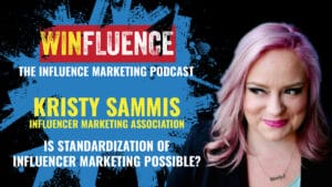 Kristy Sammis on Winfluence