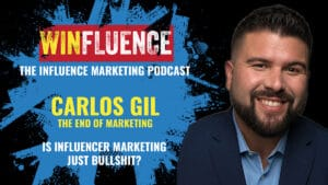 Carlos Gil on Winfluence
