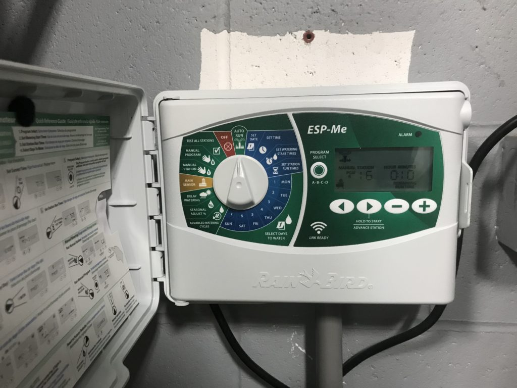 Rainbird ESP control Box