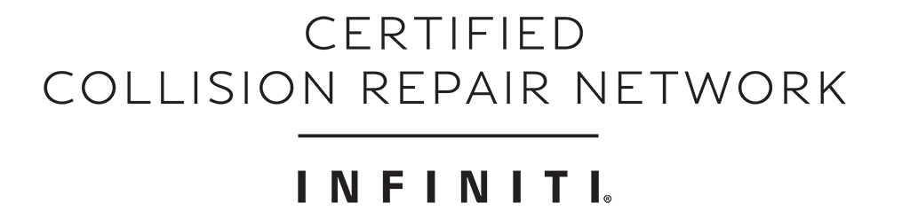 Infiniti Certified Collision Network Logo