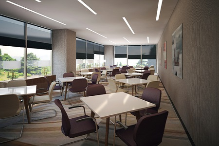 47512565 - interior meeting room, 3d images