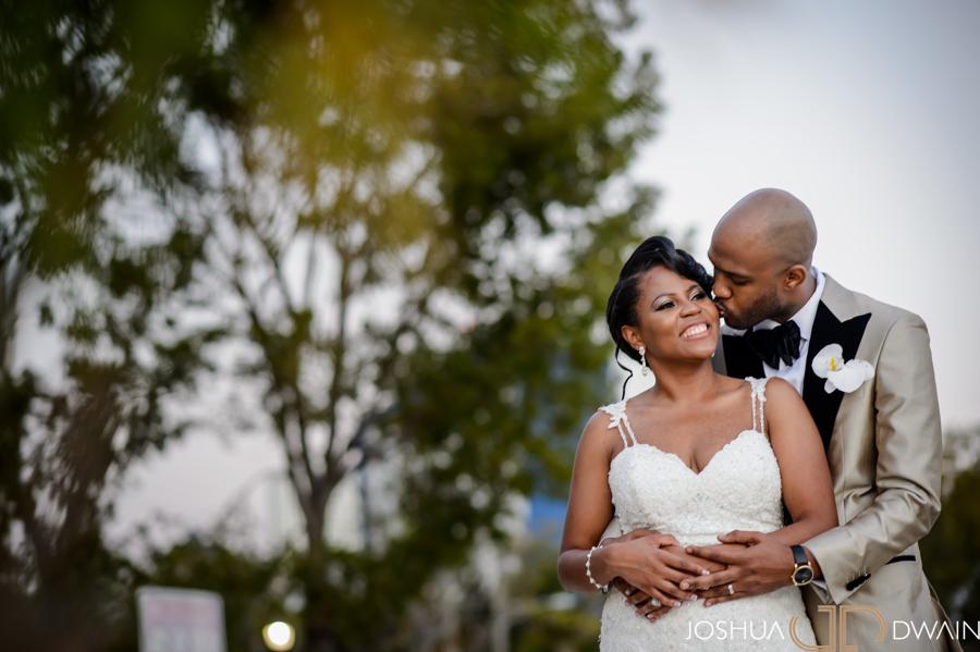 Wedding with Joshua Dwain