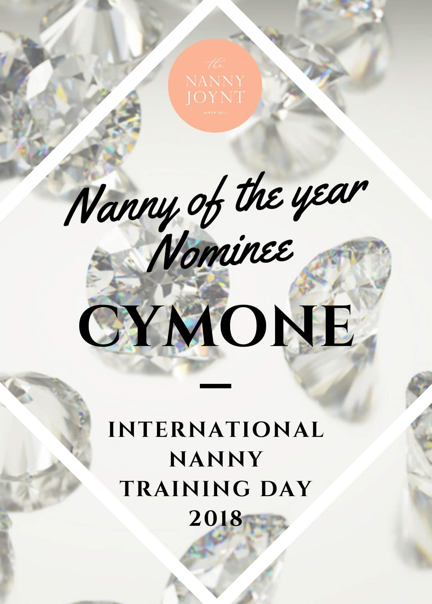 iNNTD Arizona Nanny Of The Year Nominee – Cymone
