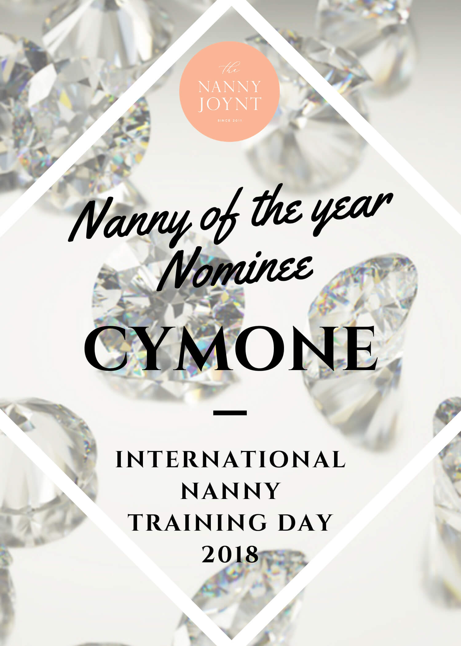 iNNTD Arizona Nanny Of The Year Nominee – Cymone