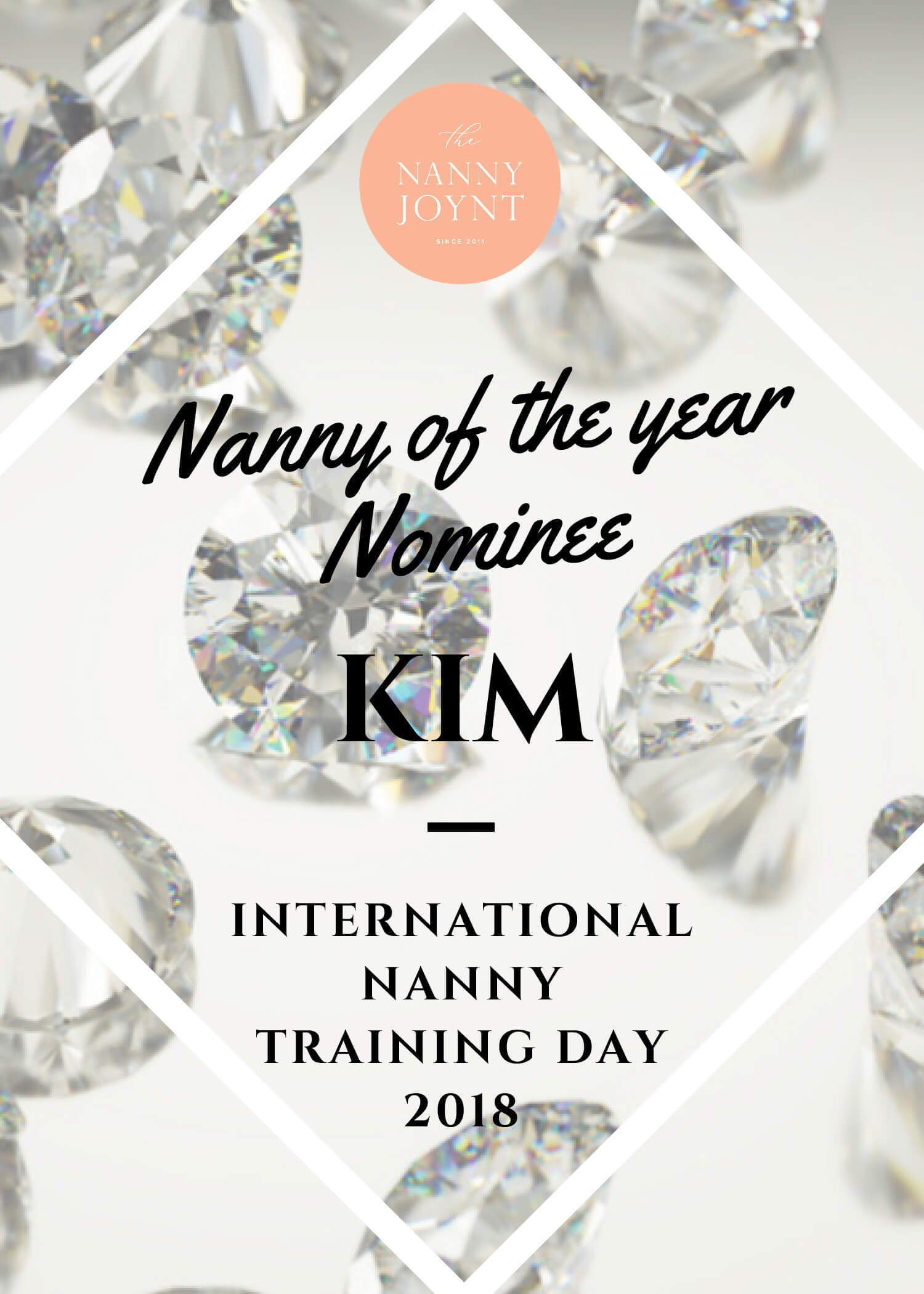 iNNTD Arizona Nanny Of The Year Nominee – Kimberly