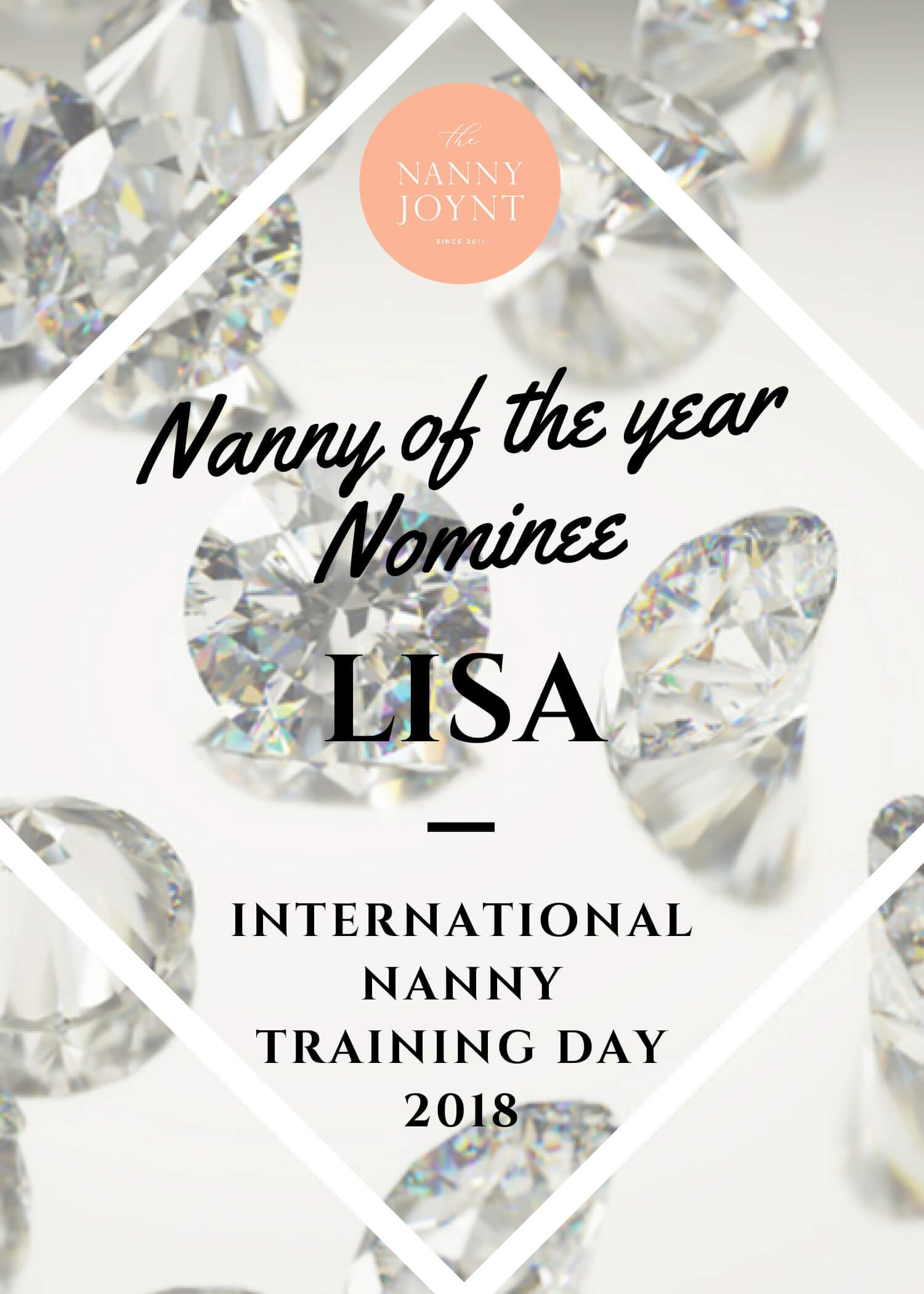 iNNTD Arizona Nanny Of The Year Nominee – Lisa