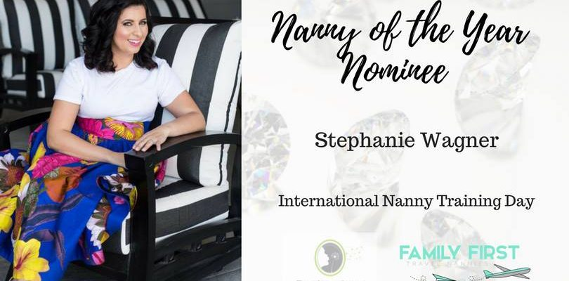 Nanny of the year Nominee Stephanie