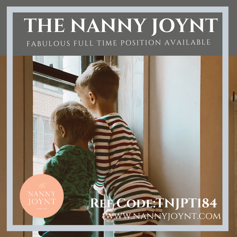 Full time nanny position