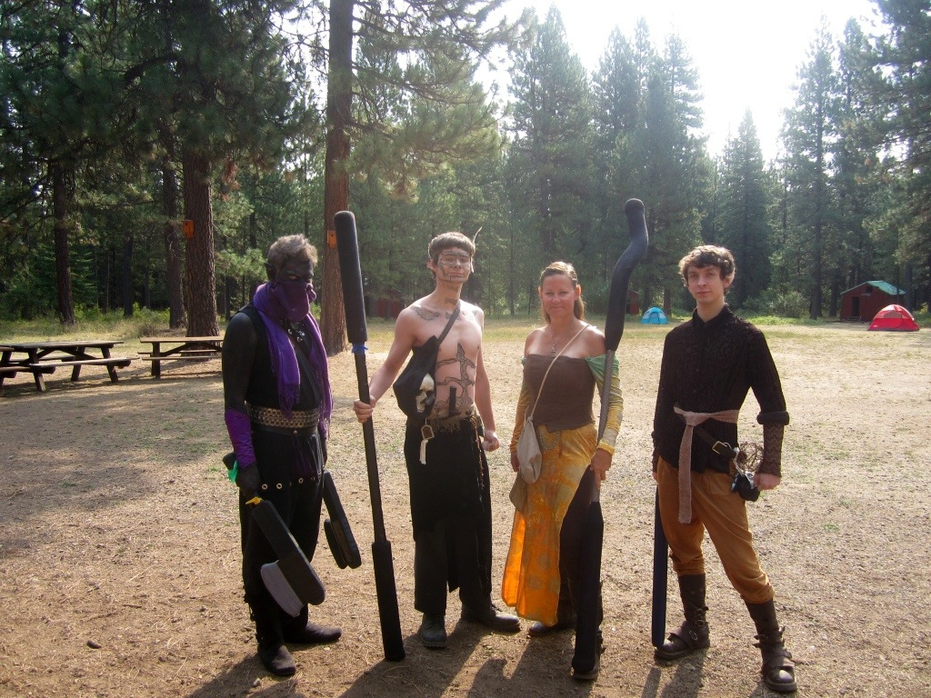 The Elves of Sojourn