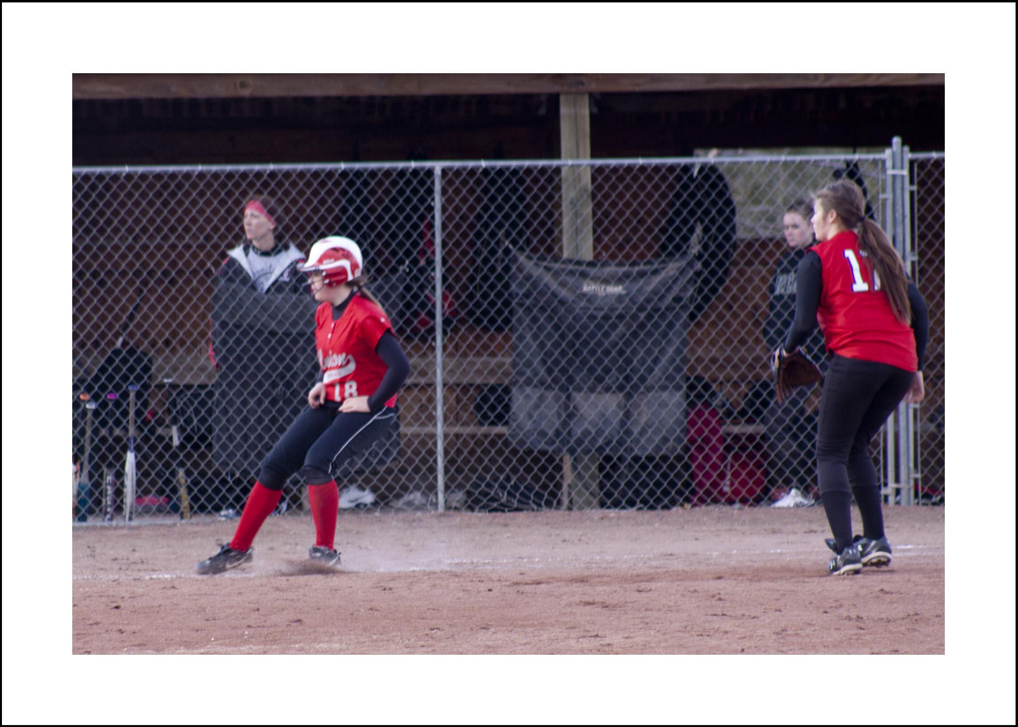 More Softball