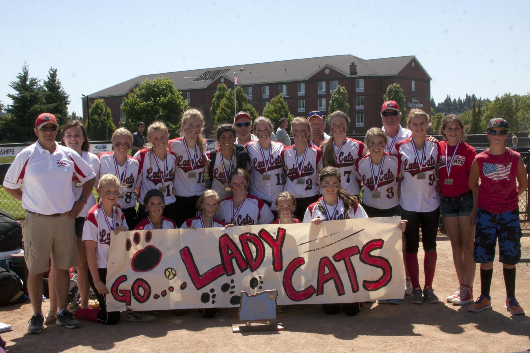 2014 2A/1A Softball State Champions!