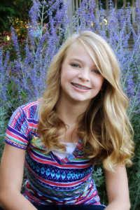 Reagan's First Day – Seventh Grade!