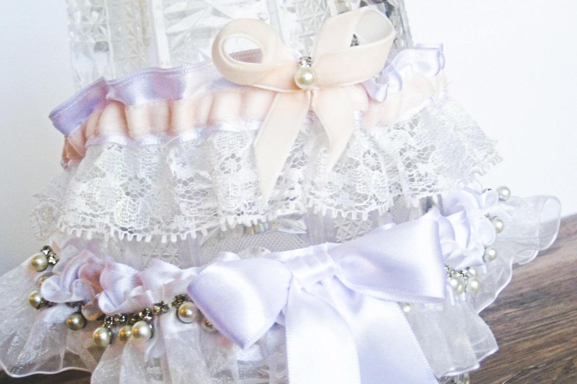 Handmade Wedding Garters
