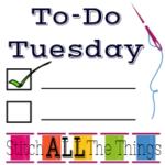 To Do Tuesday November 8