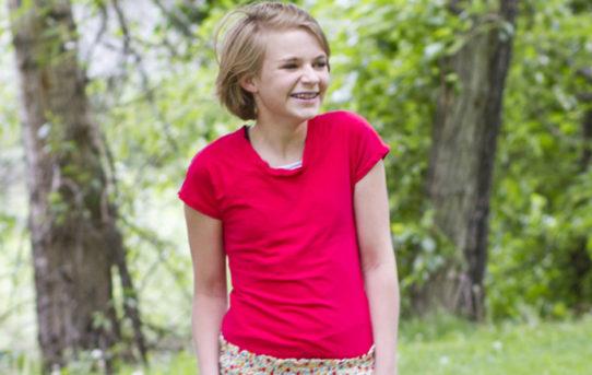 Parkside Shorts & Skirt Pattern Testing