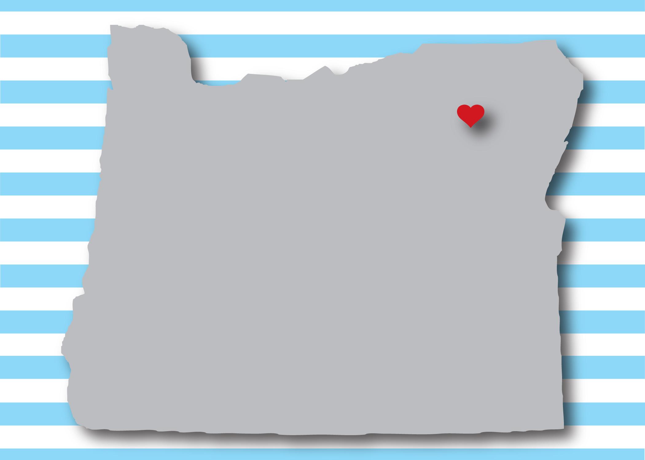 My Heart Belongs to Oregon