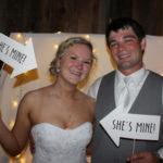 Wright Wedding – The Bride & Groom