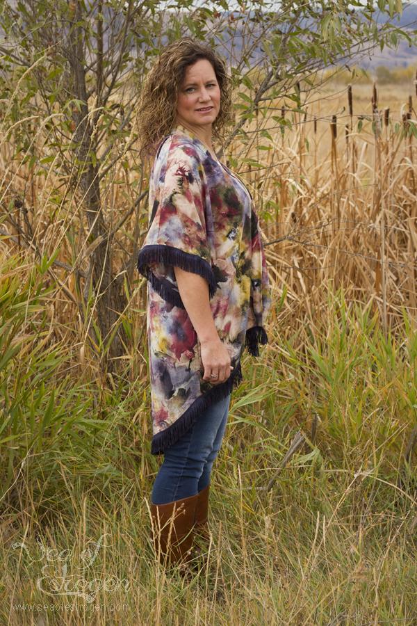 Willow Kimono by Designer Stitch