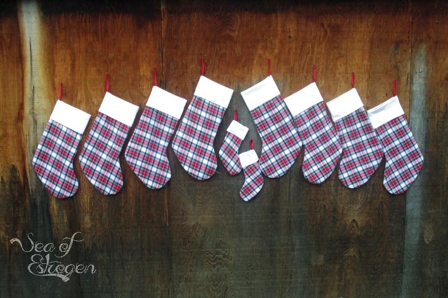 New Christmas Stockings