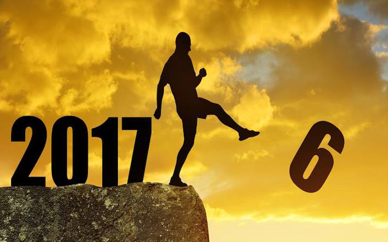 2016 Wrap-Up & 2017 Goals