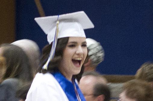 Harley's Graduation!