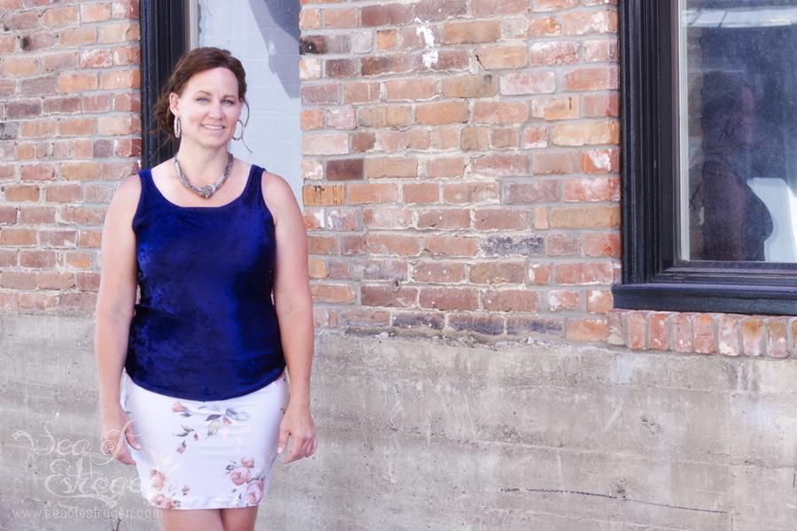 Laela Jeyne Patterns Summer Collection Blog Tour