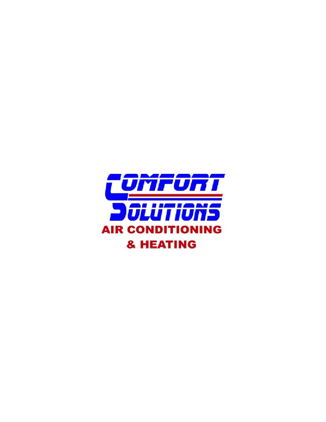 Comfort Solutions AC
