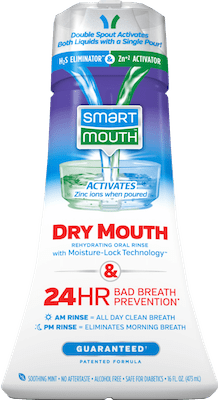 smartmouth dry mouth mouthwash