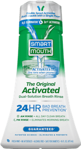 SmartMouth Original Activated Mouthwash